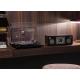 Como Audio Platine Blanc - une platine idéale dans votre salon près de votre mini-chaîne HiFi