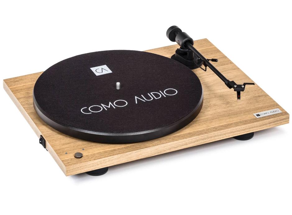 Como Audio Platine : Platine Vinyle Bluetooth avec préamplification phono