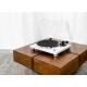 Sonoro Platinum Blanc - Platine vinyle Bluetooth design