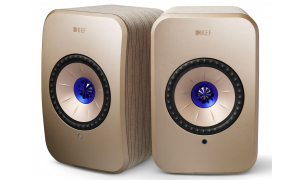 KEF LSX Wireless Soundwave