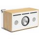 La boite concept PR/01 Chêne - enceinte puissante de 240 Watts avec caisson en bois naturel