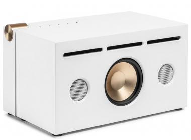 La boite concept PR/01 Blanc