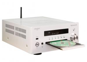 Advance Paris MyConnect 60 Blanc - services de diffusion en continu tels que Spotify, Deezer, Tidal, Qobuz, Tune-In