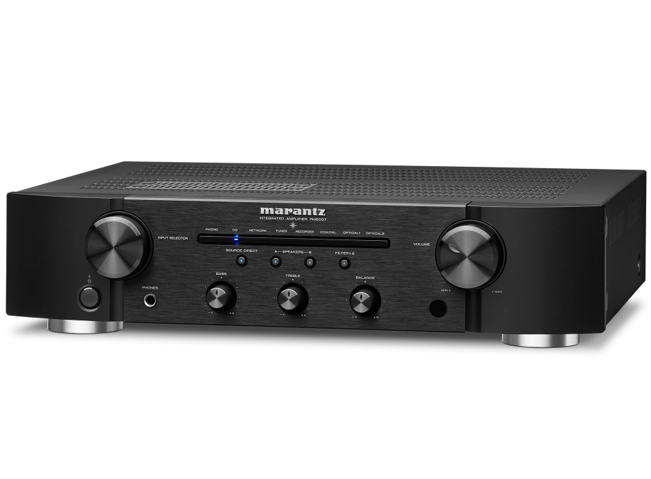 Marantz PM6007 Noir - Amplificateur puissance 2 x 45 watts