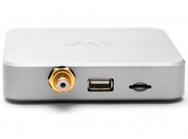 Waversa WStream : streamer de haute qualité sonore pour DAC USB et Coax