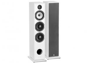 Triangle Borea BR02 Blanc - Enceintes passives haute définition au design élégant et intemporel