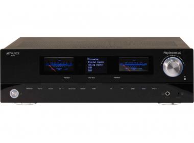 Playstream A7 : amplificateur connecté HiFi