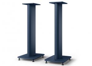 KEF S2 floor stand Bleu - Rigidité et stabilité pour une meilleure acoustique de vos KEF LS50 Meta et LS50 Wireless II