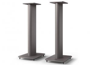 KEF S2 floor stand Gris - Rigidité et stabilité pour une meilleure acoustique de vos KEF LS50 Meta et LS50 Wireless II