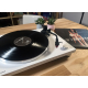 Sonoro Platinum Noir - Platine vinyle Bluetooth élégante et contemporaine
