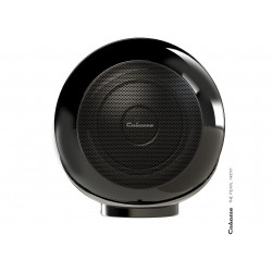 Cabasse The Pearl Akoya Noir - Enceinte connectée HiFi design avec haut-parleur tri-coaxial de 1050 Watts RMS