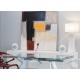 Cabasse The Pearl Akoya Blanc - Enceintes HiFi design stéréo