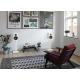 Dali Oberon 3 Blanc - S'intègre parfaitement dans la plupart des espaces domestiques