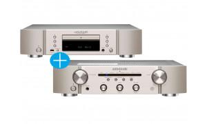 Marantz CD 6007 Or Argent + Marantz PM 6007 Or Argent