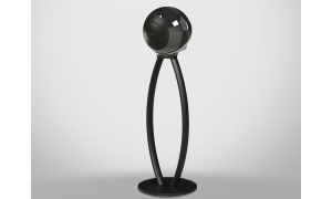 Cabasse The Pearl Akoya floor stand Noir