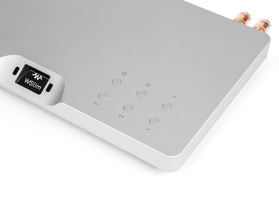 Lecteur réseau Waversa WSlim-LITE : DLNA, AirPlay, Bluetooth AptX, FM