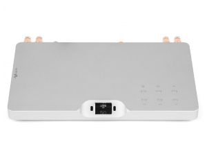 Waversa WSlim-LITE - Amplificateur HiFi connecté compatible UPnP/DLNA, Roon, Airplay et Bluetooth