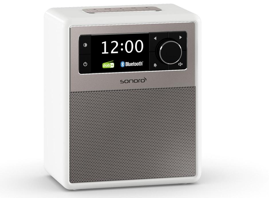 Sonoro EASY - Poste de radio Internet, FM, DAB/DAB+ Bluetooth