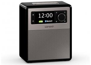 Sonoro EASY Noir - Poste de radio FM/DAB et Bluetooth