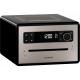 Sonoro QUBO  Noir - Poste de radio numérique FM et RNT/DAB+ avec réception Bluetooth