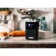 Roberts Blutune T2 Noyer - Poste de radio numérique DAB/DAB+ et FM, compatible Bluetooth