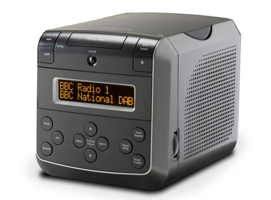Roberts Sound 48 - Poste de radio DAB+ / FM en passant par le Bluetooth, lecteur CD et USB