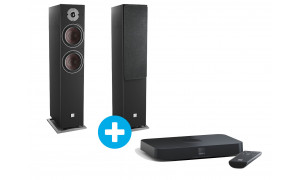 Dali Sound Hub Compact + Dali Oberon 7C Noir