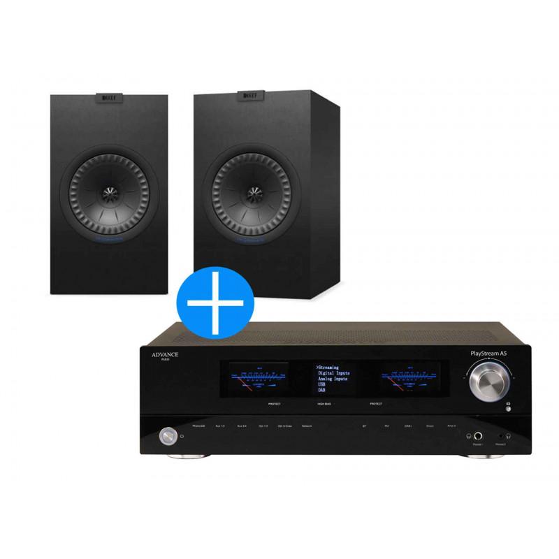 Playstream A5 : amplificateur connecté HiFi