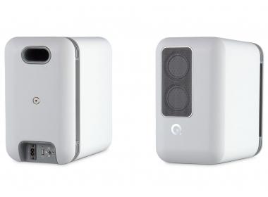Q Acoustics Q Active 200 - Enceintes actives sans fil avec hub de contrôle