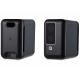 Q Acoustics Q Active 200 Google Noir - Enceintes actives sans fil avec hub de contrôle