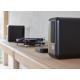 Q Acoustics Q Active 200 Google Noir - Plus aucune sources audio branchée directement sur vos enceintes