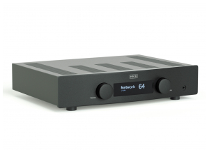 Hegel H120 Noir - Amplificateur DAC HiFi réseau 2 x 75 Watts