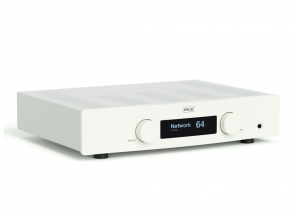 Hegel H120 Blanc - Amplificateur DAC HiFi réseau 2 x 75 Watts
