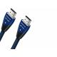 AudioQuest HDMI Vodka 48 - Relier une source audio-vidéo numérique à un téléviseur, vidéo projecteur ou ampli AVR