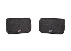 Polk Audio React SR2- Paire d'enceintes surround sans fil pour barre de son Polk Audio React