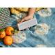 Sonos Roam Blanc - Enceinte compacte connectée réseau, WiFi et Bluetooth avec batterie intégrée et diffusion multiroom