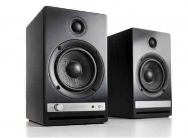 Enceintes actives avec ampli intégré HD4 audioengine