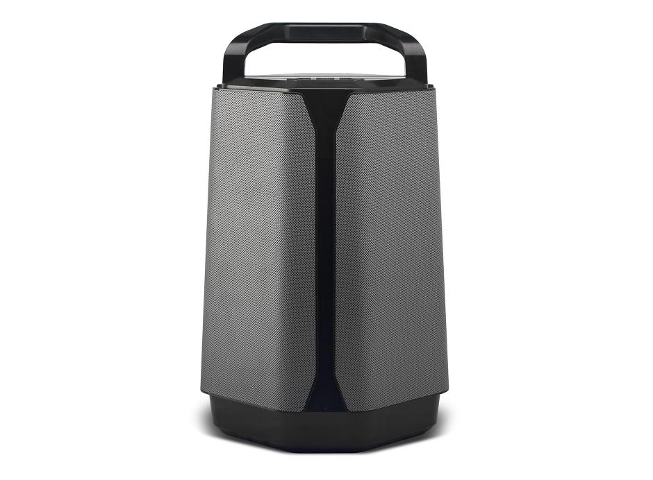 Soundcast VG7 - Enceinte sans fil d'extérieur, puissante avec Bluetooth et diffusion de son à 360°