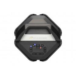 Soundcast VG7 SE - Bouton de commande et connectiques audio mini-jack et micro-USB