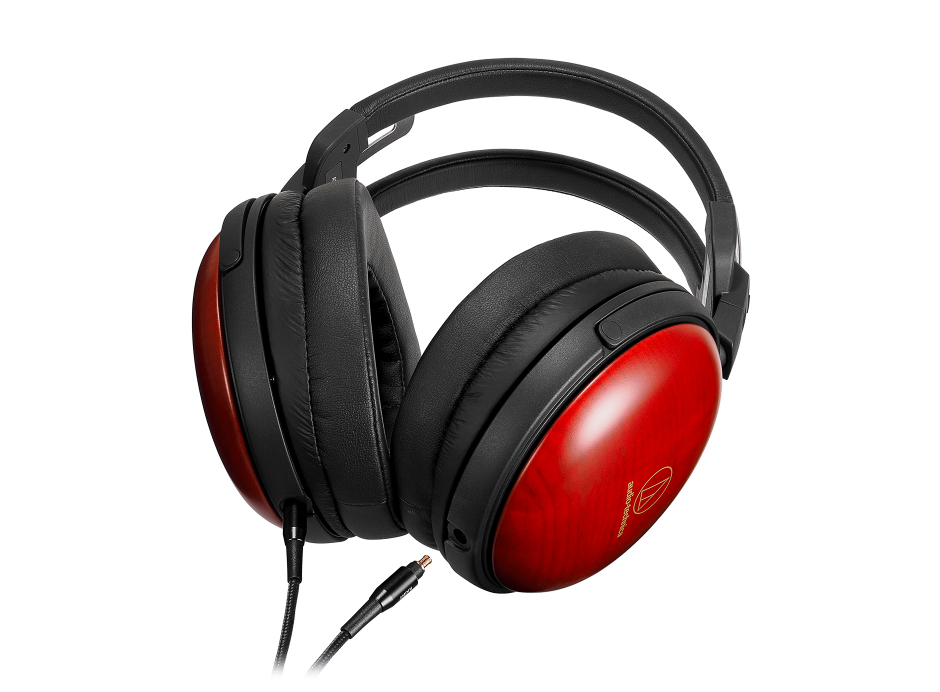 Audio Technica ATH-AWAS - casque audiophile en bois Ostrya Japonica