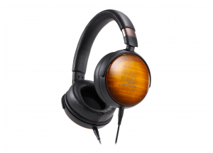 Audio-Technica ATH-WP900 - casque portable en bois