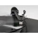 Rega Planar 1 Noir Mat - Moteur AC synchrone de 24v et poulie en aluminium offrant un faible bruit et une meilleure stabilité
