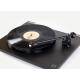 Rega Planar 1 Noir Mat - Platine vinyle pour 33 et 45 tours