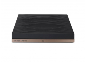 Bowers & Wilkins Formation Audio - Lecteur réseau audio HiFi avec DAC 24bits/96kHz compatible Roon Ready, Bluetooth et AirPlay 2