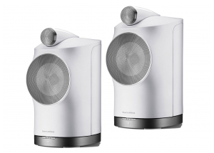 Bowers & Wilkins Formation Duo Blanc - Paire d'enceinte connectée sans fil AirPlay 2, Spotify Connect, Roon et Bluetooth