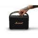 Marshall Kilburn II Black & Brass - Enceinte bluetooth avec boutons de réglage des basses et aigus