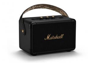 Marshall Kilburn II Black & Brass - Enceinte nomade vintage 36 Watts avec batterie intégrée