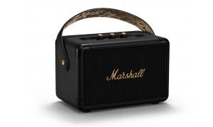 Marshall Kilburn II Black & Brass