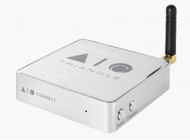 Triangle AIO C - Récepteur audio sans fil WiFi AirPlay et lecteur réseau audio