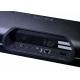 Bluesound PULSE SOUNDBAR + Noir - Avec HDMI ARC, AirPlay 2, Bluetooth aptX HD bi-directionnel, commandes vocales Alexa / Siri et